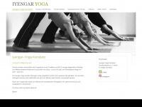 iyengar-yoga-konstanz.de Webseite Vorschau