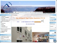 iyengaryoga-kurse.de Webseite Vorschau
