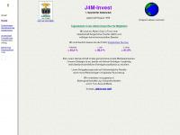 j4m-invest.de Webseite Vorschau