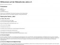 Jakis.de