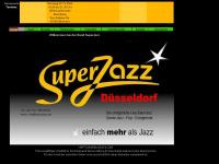 jazzband-tjt.de Webseite Vorschau