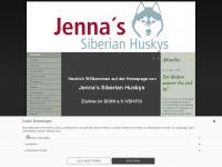 jennas-siberian-huskys.de