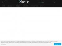 xtreme.eu Webseite Vorschau