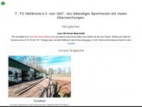 Fc-hellbrook-ev.de