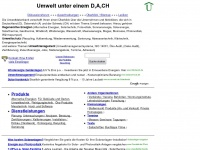 umweltdatenbank.de