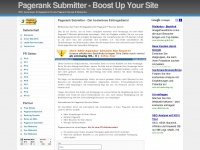 pagerank-submitter.org