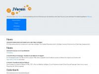 jverein.de Webseite Vorschau