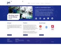 jvi.de Webseite Vorschau