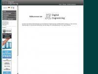 jz-digital.de Webseite Vorschau