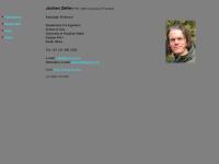 jzeller.de Webseite Vorschau