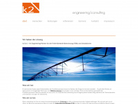 k2-ec.de Webseite Vorschau