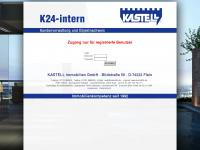 k24-intern.de Webseite Vorschau