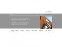 k25.de Webseite Vorschau