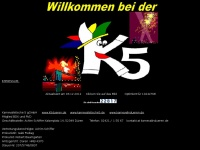 k5dueren.de Webseite Vorschau