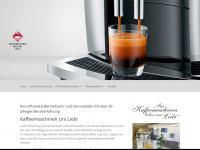 kaffeemaschinen-liebi.ch