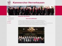kammerchor-herrenhausen.de