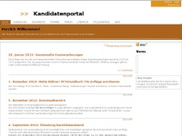 kandidatenportal.de
