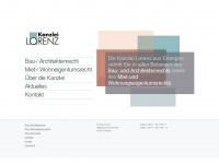 kanzlei-lorenz.de