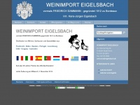 eigelsbach.de Webseite Vorschau