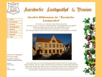 Karsdorfer-landgasthof.de