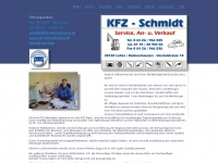 kfz-schmidt-lohra.de Thumbnail
