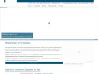 ki-aachen.de Webseite Vorschau