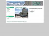 ki-m.de Webseite Vorschau