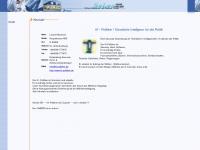 ki-politiker.de Webseite Vorschau