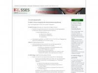 ki-sses.de Webseite Vorschau