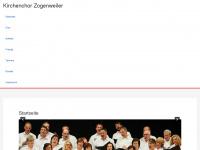 kichor-zogenweiler.de Webseite Vorschau
