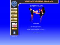 kick-box-jugend-team.de Webseite Vorschau