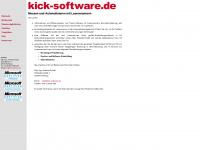 kick-software.de Webseite Vorschau
