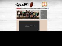 kick4fun.at Webseite Vorschau