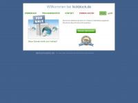 kickblock.de Webseite Vorschau