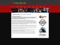 kickbox-night.at Webseite Vorschau