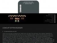 kickstasy.de Webseite Vorschau