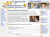 impfinformationen.de