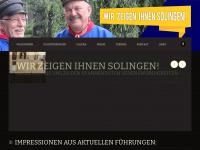 Stadtfuehrungen-solingen.de