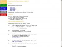 kickton-ahnen.de Webseite Vorschau