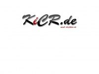 kicr.de Webseite Vorschau