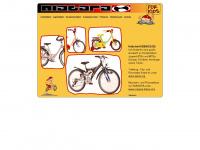 kidbikes.de Webseite Vorschau