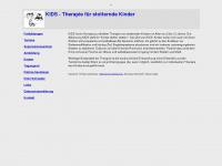 kids-stottern.de Webseite Vorschau