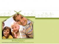 kids-wohngemeinschaften.at Webseite Vorschau