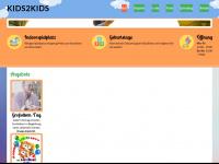 kids2kids-bruchsal.de Webseite Vorschau