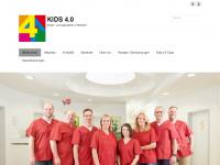 kids40.de Webseite Vorschau