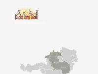 kidsamball.at Webseite Vorschau