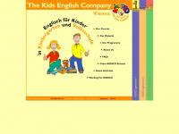 kidsco.at Webseite Vorschau