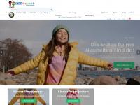 kidsdream.ch Webseite Vorschau