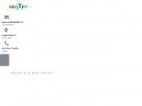 kidsfit.ch Webseite Vorschau