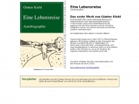 kiehl.ch Webseite Vorschau
